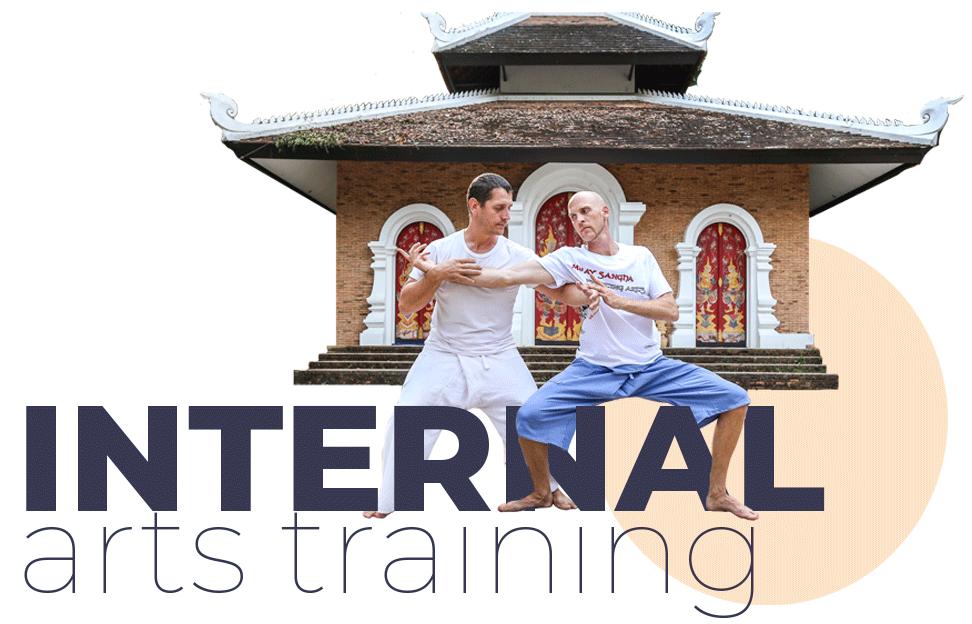 Training in Thailand with kru Pedro Solana