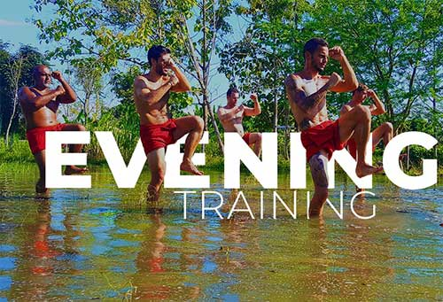 how to train muay thai in chiang mai